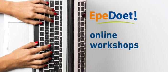 EpeDoet gratis online workshops